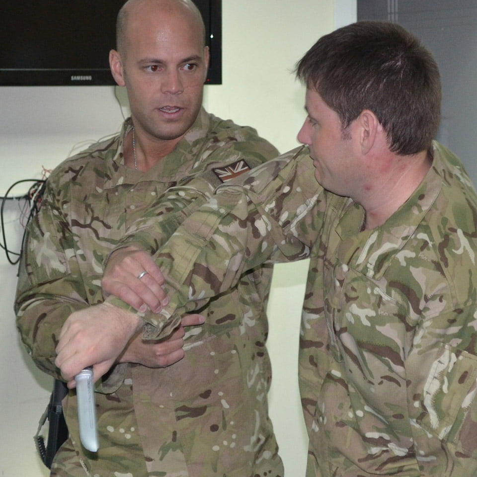 Absolute Defence   Military Unarmed Combat Training