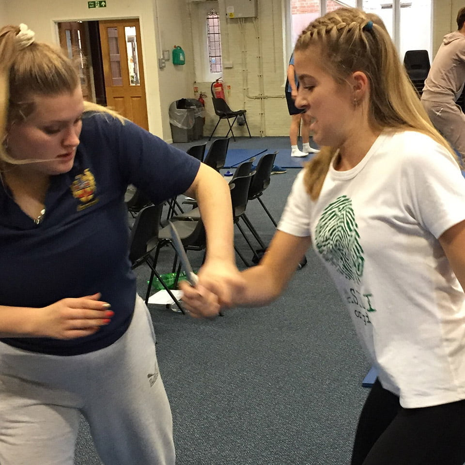 Absolute Defence   Self Defence for Schools