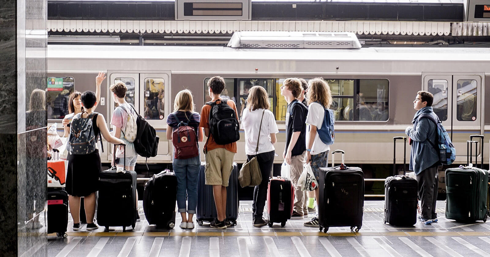 Absolute Defence | Ten Ways to Protect your Pupils on a School Trip